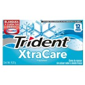 CHICLE TRIDENT FRESH 12S 16.32 GR