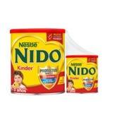 LECHE EN POLVO NIDO KINDER . 2.16 KG