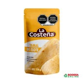 COMIDA INSTANTÁNEA LA COSTEÑA TAMAL ELOTE 110 GR