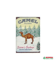 CIGARRO CAMEL FILTER GREETINGS 20S 23 GR