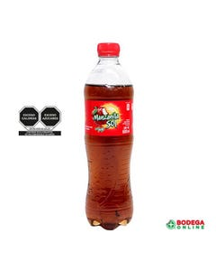 REFRESCO PEPSI MANZANITA 600 ML