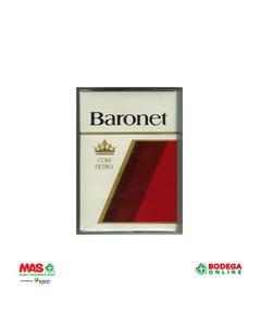 CIGARRO BARONET KS BOX 20´S 1 CL